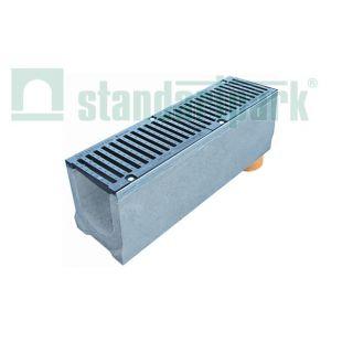 Лоток бетонний DN200, H330...