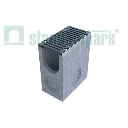 Пескоуловитель бетонный  0,5м DN 200 серии МАХ.