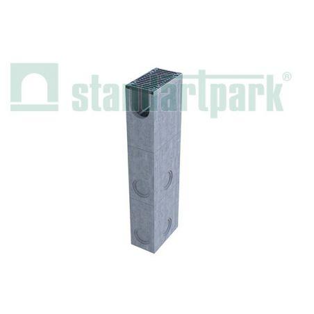 Пескоуловитель секционный бетонный  0,5м DN 200, серии МАХ.