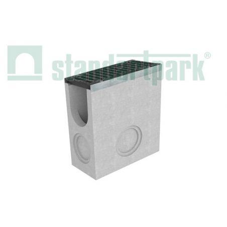 Пескоуловитель секционный бетонный  0,5м DN 200 (средняя часть), серии МАХ.