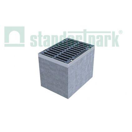 Дождеприемник секционный бетонный верхняя часть DN300 MAX