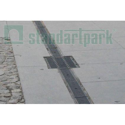 Дождеприемник секционный бетонный (нижняя часть) DN300 MAX