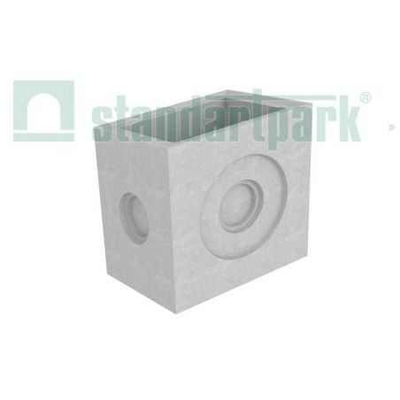 Дождеприемник секционный бетонный (средняя часть) DN500 MAX