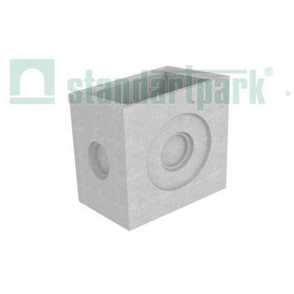 Дождеприемник секционный бетонный (нижняя часть) DN500 MAX