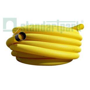 Труба дренажная D100