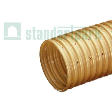 Труба дренажная с фильтром D100