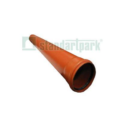 Труба канализационная ПВХ (SN2) 160