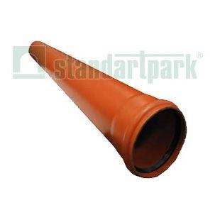 Труба канализационная ПВХ (SN4) 110