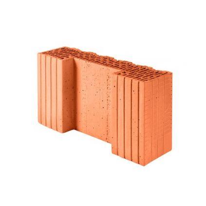 Блок Porotherm-44 1/2 EKO+ половинка