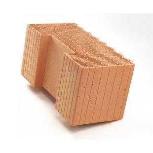 Блок Porotherm-44 EKO+ угловой