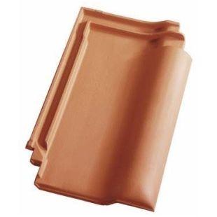 Черепица Koramic натуральная красная