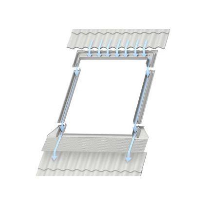 Оклад для установки мансардного окна