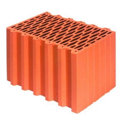 Блок керамический Porotherm-38 p+w