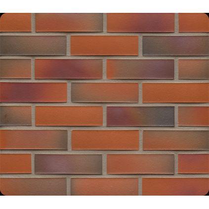 Плитка клинкерная Feldhaus galena terreno rosato