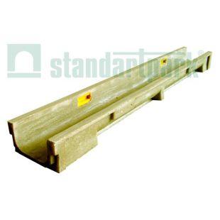 Polymer concrete tray H80...