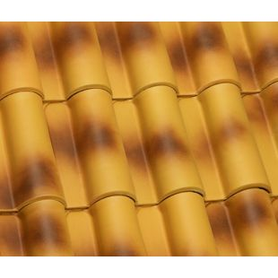 Черепица Margon SUPRA+ пламенно-желтая