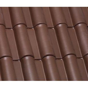 Черепица керамическая Margon SUPRA marvao коричневая