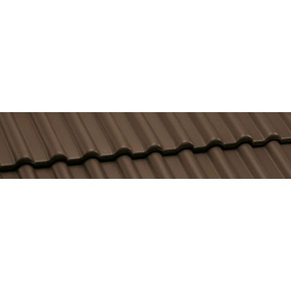 Черепиця Nelskamp DS 5 ангоба коричнева
