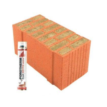 Блок Porotherm-50 Termo Dryfix з...