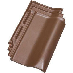 Черепица Walther W5 ангоба медно-коричневая