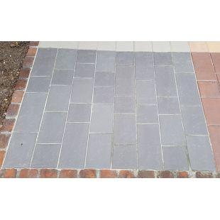 Плитка для мощения Agrob Buchtal Piazza gris fonce