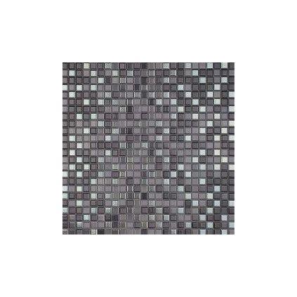 Мозайка керамическая Jasba Natural Glamour antrazit-silber-mix