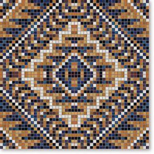 Мозаика керамическая Jasba Homing diamant oriental