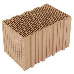 Блок керамический стеновой Heluz 40 STI