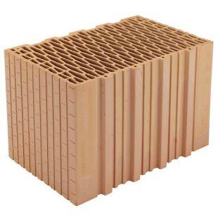 Блок керамический стеновой Heluz 38 STI