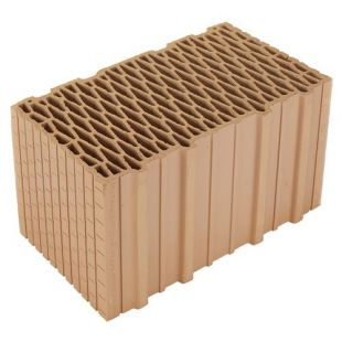 Блок керамический стеновой Heluz 44 PLUS