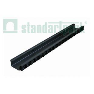 Plastic tray H55, DN100