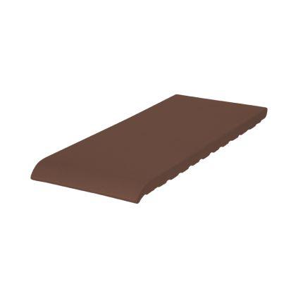 Отлив клинкерный King-klinker w-150 коричневый