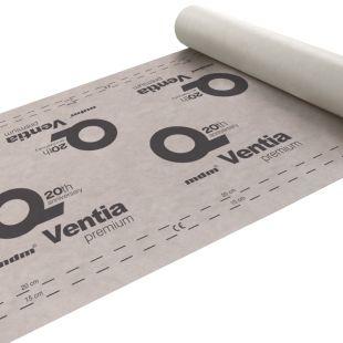 Мембрана гидроизоляционная диффузионная Ventia Q