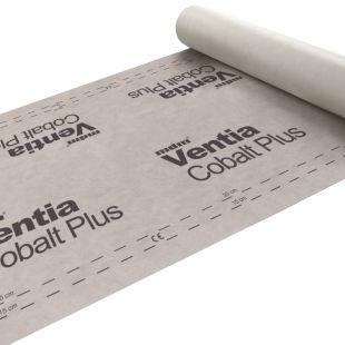 Мембрана гидроизоляционная диффузионная Ventia Cobalt Plus