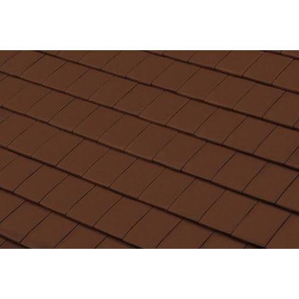 Черепица Terreal Giverny коричневая