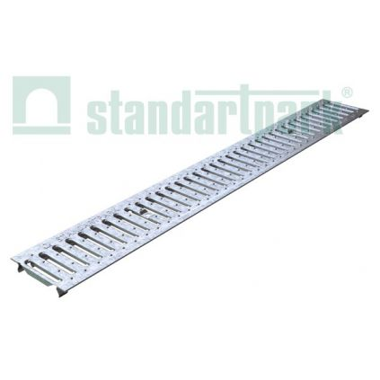 DN100 galvanized steel grating