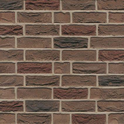Плитка ручной формовки Muhr nr.20 Ruhrtal mangan