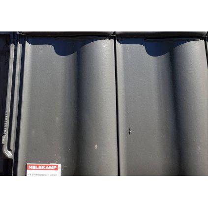 Черепица керамическая Nelskamp F 8 1/2 графитовая ангоба