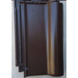 Черепица Nelskamp F10 ангоба коричневая