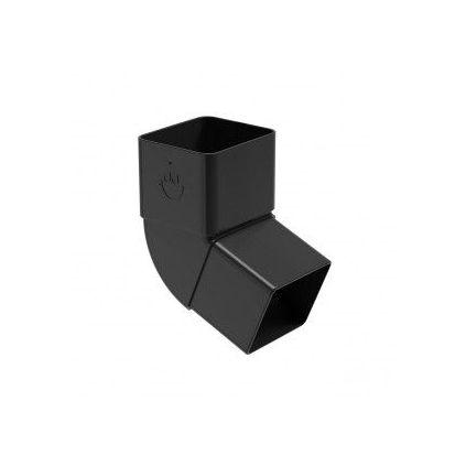 Колено квадратной трубы Galeco PVH2