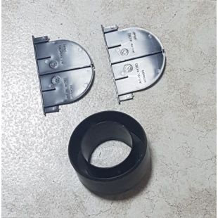 Заглушки лотка TOP X с отводом