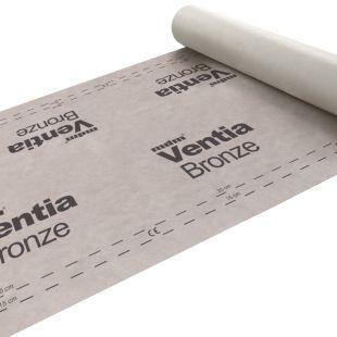 Мембрана гидроизоляционная диффузионная Ventia Bronze T