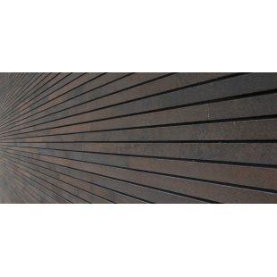 Кирпич удлиненный Long GeoStylistix Brown Black