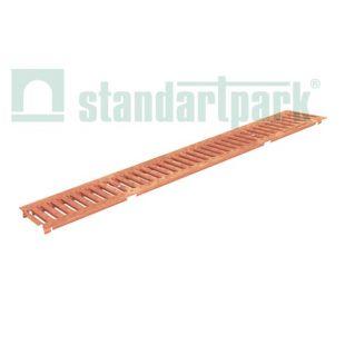 Grate copper DN100 length...