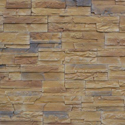 Декоративная плитка Rock Style Odessa Karamel