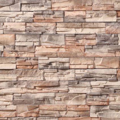 Декоративная плитка Rock Style Roma Earth