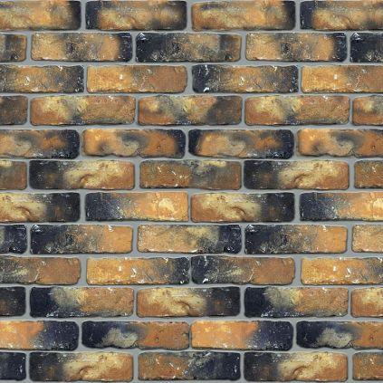 Декоративная плитка Sol Brick Melanz
