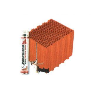 Блок Porotherm 30 Кlima Dryfix