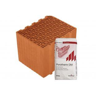 Блок Porotherm 30 Кlima Profi