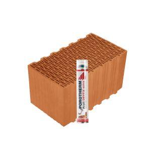 Блок Porotherm-44 Klima Dryfix